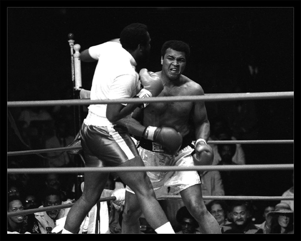 Whitaker Historic Photography: Muhammad Ali In Ring 1-Fine Art Print-Global Images Gallery-16x20-Global Images
