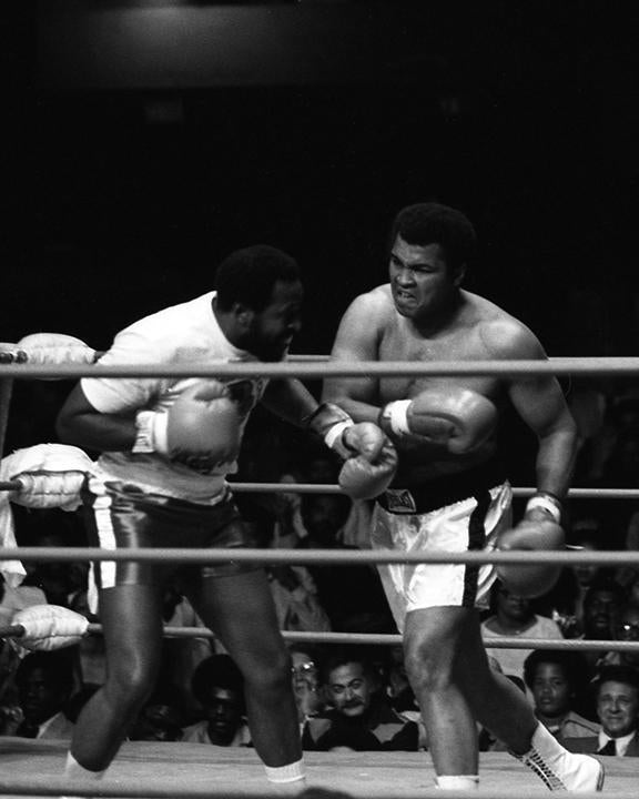 Whitaker Historic Photography: Muhammad Ali In Ring 2-Fine Art Print-Global Images Gallery-16x20-Global Images