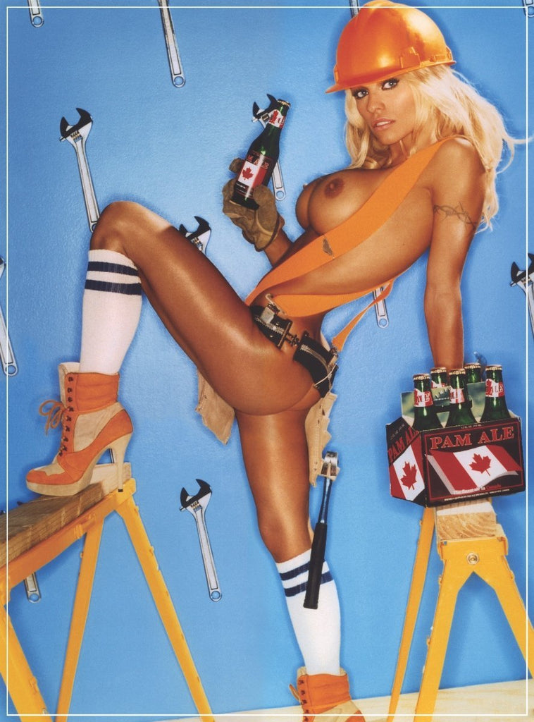 """The Adventures Of Pam: Tool Time Girl"" Pamela Anderson by David LaChapelle-Global Images"