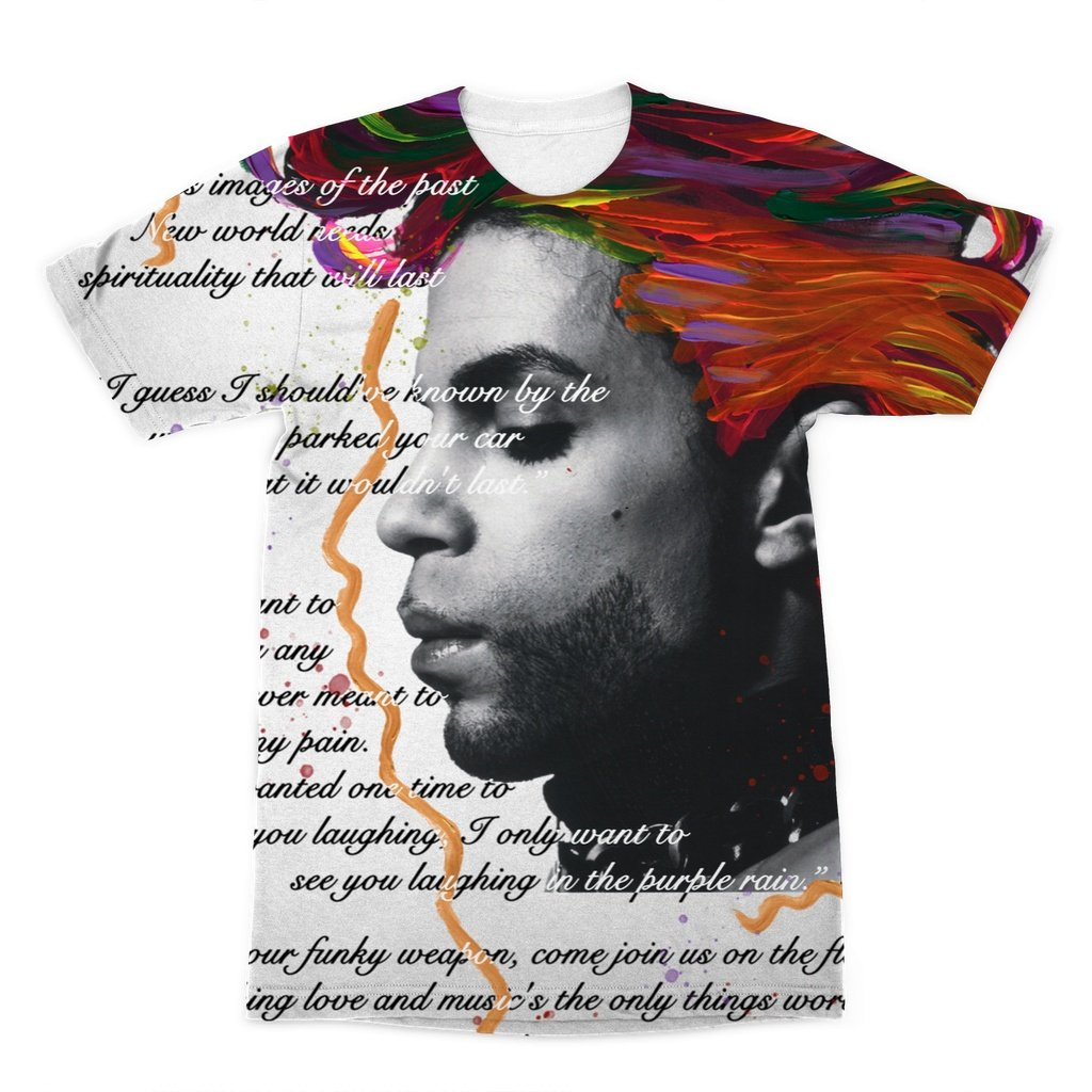 """Prince"" Sublimation T-Shirt-Apparel-kite.ly-S-Global Images"
