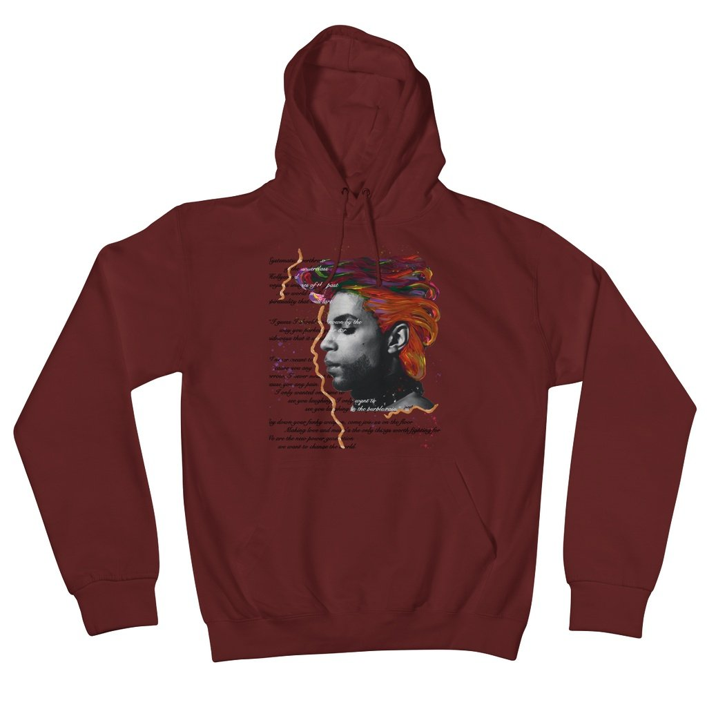 Retail Hoodie-Apparel-kite.ly-S-Burgundy-Global Images