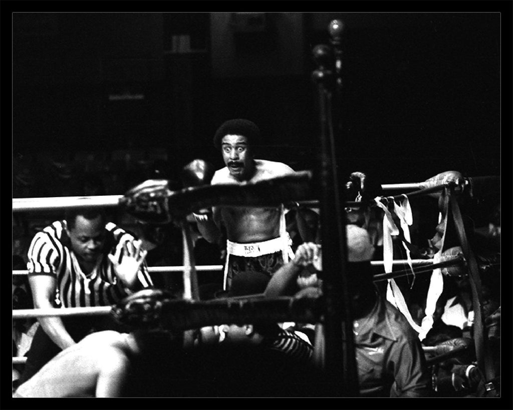Whitaker Historic Photography: Richard Pryor Stuns Muhammad Ali-Fine Art Print-Global Images Gallery-16x20-Global Images