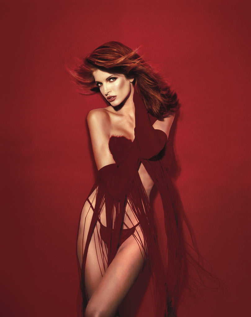 """Stephanie's Secret"" Stephanie Seymour by Sante D'Orazio Photography-Global Images"