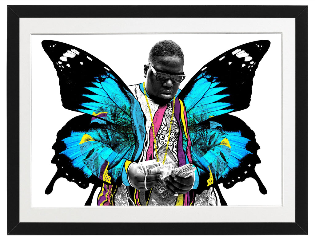 Trippy Biggie-Global Images Gallery-13x19-Global Images