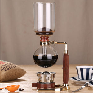Portabl Ice Drip Cold Brew Filter Water Dutch Coffee Maker Cafe Handmade Machine