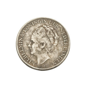 In Memory of The Dutch Queen Wilhelmina Commemorative Coins