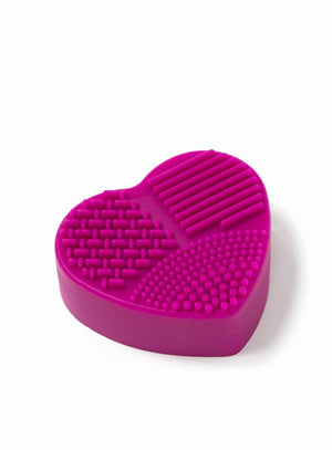 Brush Cleaning Heart