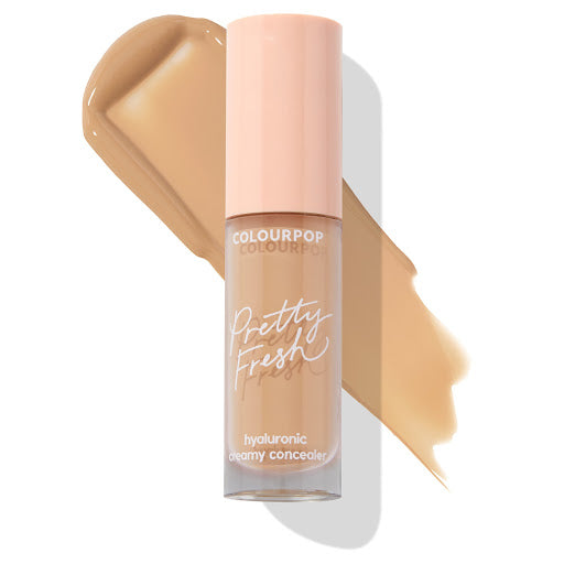 Hyaluronic creamy concealer