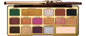 Chocolate Gold Eyeshadow Palette