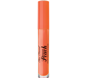 SWEET PEACH CREAMY PEACH OIL LIP GLOSS