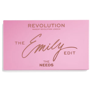 Revolution x The Emily Edit