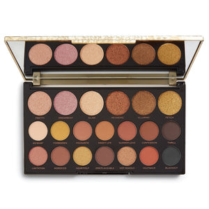 Jewel Collection Eyeshadow Palette Gilded