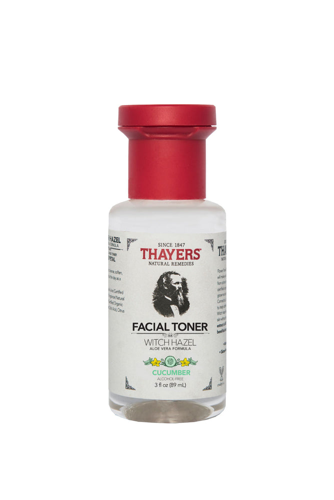 Thayers Mini Size Alcohol-Free Cucumber