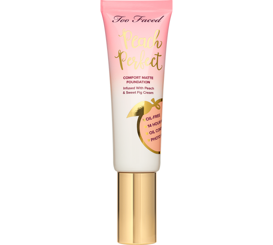 Peach perfect foundation - Warm Sand (Caja dañada)