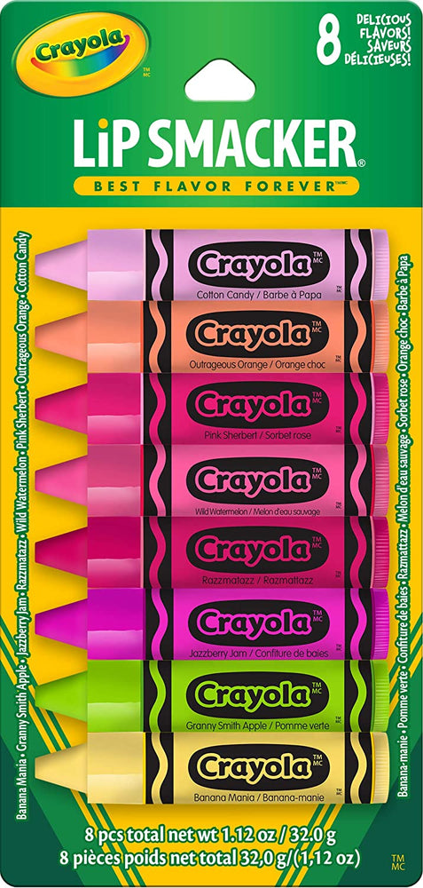 Crayola Lip Balm Party Pack