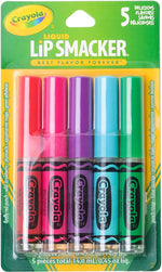 Crayola Liquid Lip Gloss Party Pack