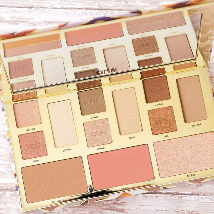 Clay play eye & cheek palette vol. II
