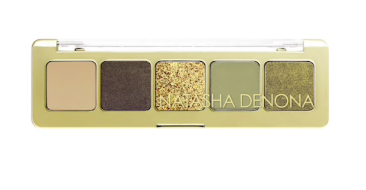 Mini Gold Eyeshadow Palette