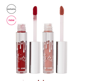 Kylie Holiday Mini Ornament Duo
