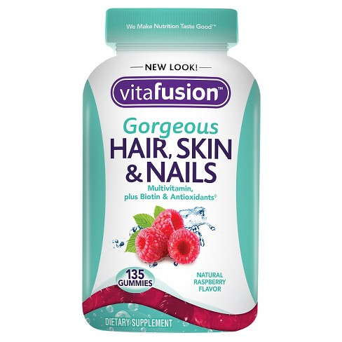 Hair, Skin & Nails 135 gummies
