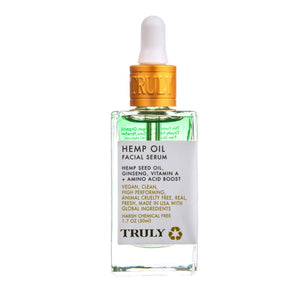 HEMP OIL FACIAL SERUM