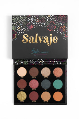 Salvaje - Becky G x Colourpop
