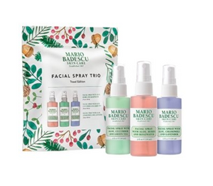 Facial Spray Trio Travel Edition