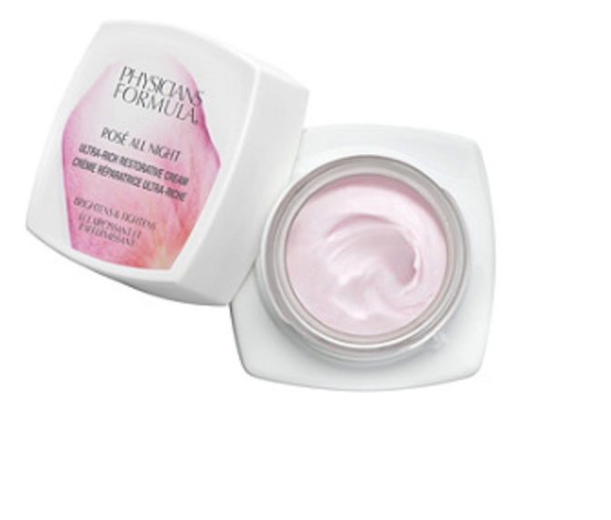 ROSÉ ALL NIGHT ULTRA-RICH RESTORATIVE CREAM