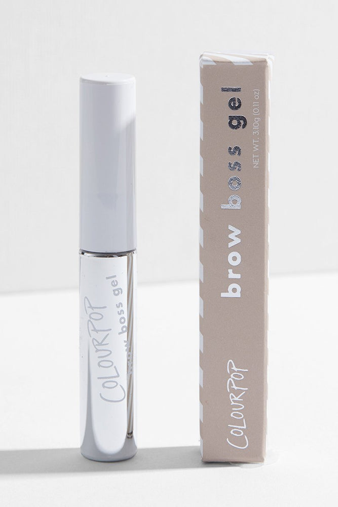 Brow Boss Gel - CLEAR