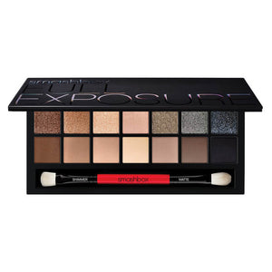 FULL EXPOSURE PALETTE. Incluye 24Hrs PHOTO FINISH shadow primer.