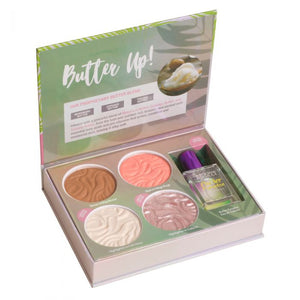 Butter Collection Palette - Medium/Deep