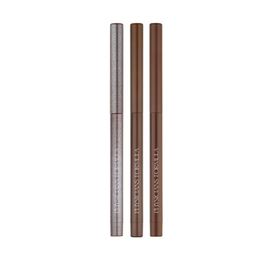 EYE BOOSTER GEL EYELINER TRIO - BROWN
