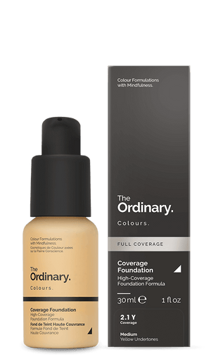 Coverage Foundation - Medium 2.1 Y