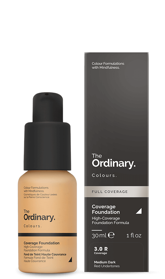 Coverage Foundation - Medium Dark.