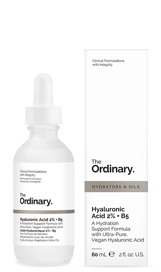 Hyaluronic Acid 2% + B5. 60ML
