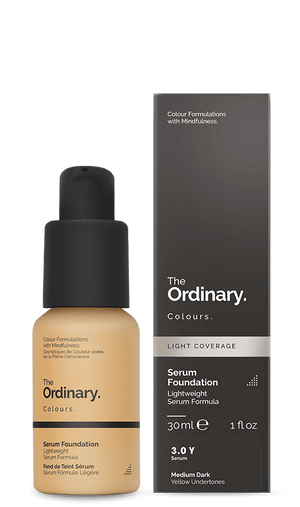 Serum Foundation - Medium Dark 3.0 Y