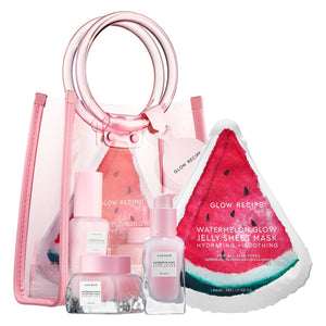 Limited Edition Watermelon Jelly Tote Set