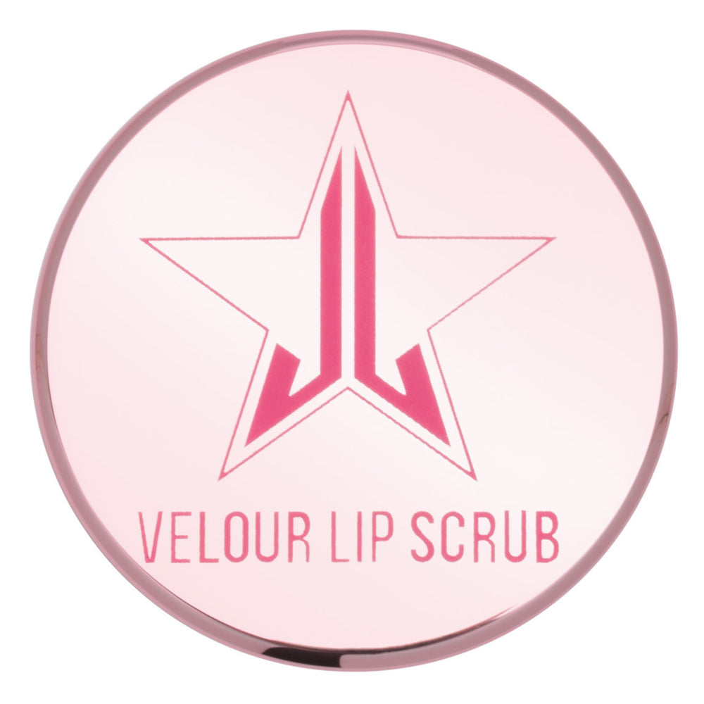 Velour Lip Scrub - Orange Soda