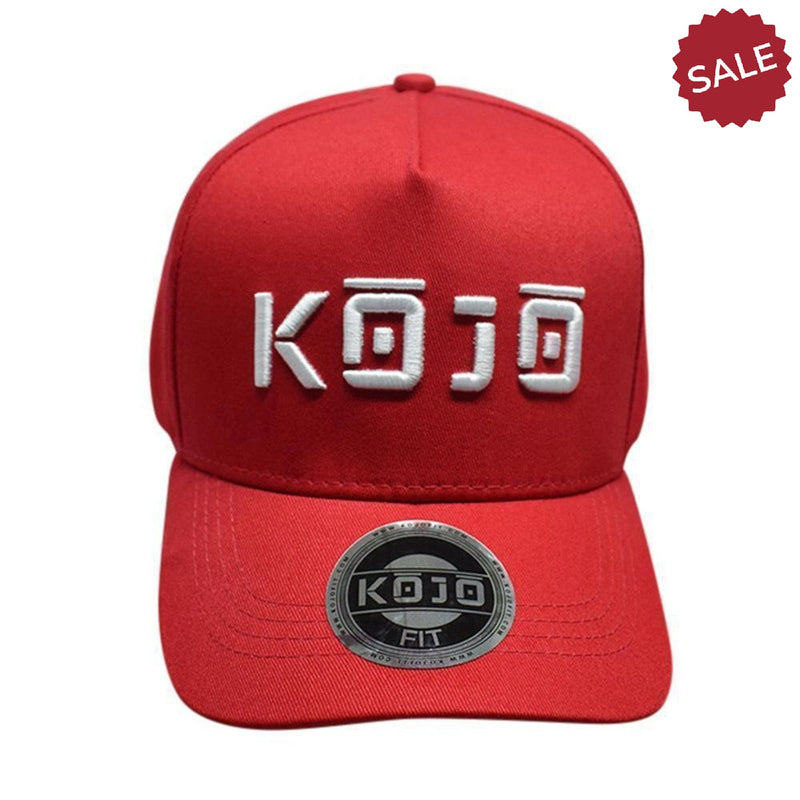 Cherry Red Gym Cap