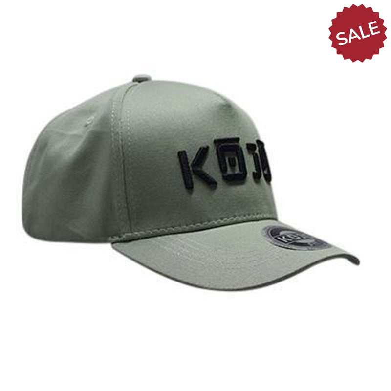 Review Best Gym A Frame Baseball Cap - Green - Kojo Fit