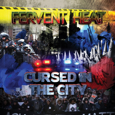 FERVENT HEAT - CURSED IN THE CITY (MP3)