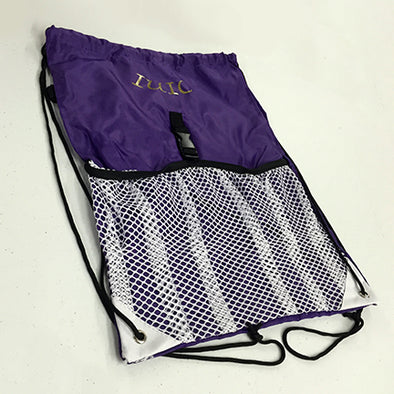 IUIC DRAWSTRING BOOK PACK