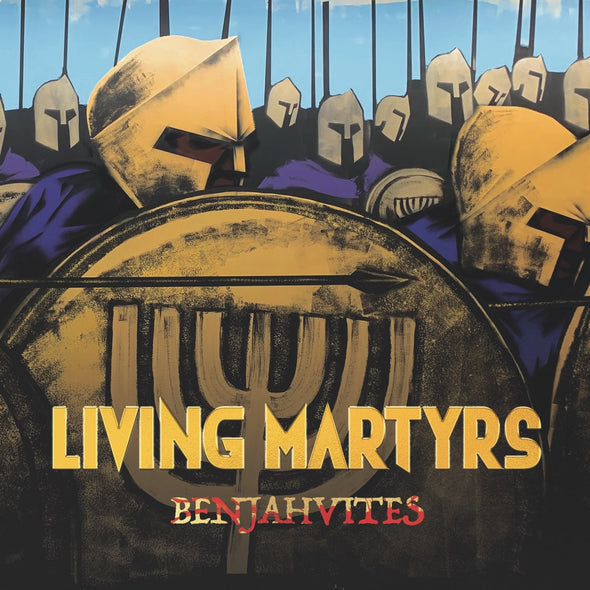 BENJAHVITES - LIVING MARTYRS (MP3)