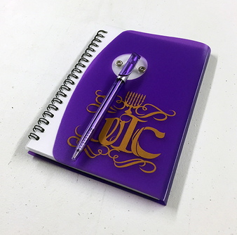 IUIC NOTEBOOK & PEN