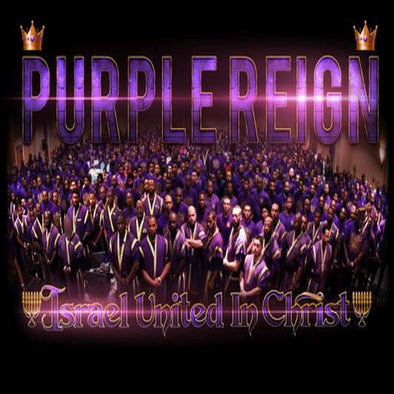 IUIC PURPLE REIGN POSTER