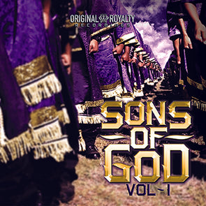 SONS OF GOD - VOLUME 1 (MP3)
