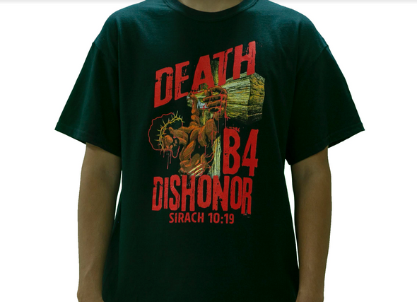 DEATH B4 DISHONOR