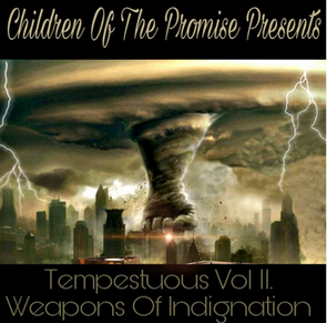CHILDREN OF THE PROMISE - TEMPESTUOUS VOL. 2 (MP3)