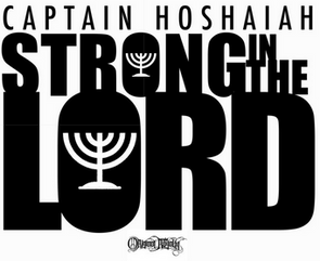 CAPTAIN HOSHAIAH - STRONG IN THE LORD SINGLE (MP3)