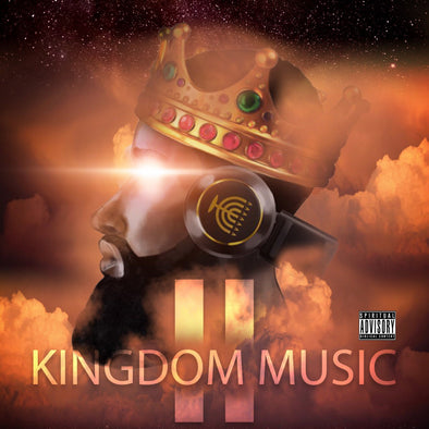KINGDOM MUSIC VOLUME 2 - UNITY (MP3)